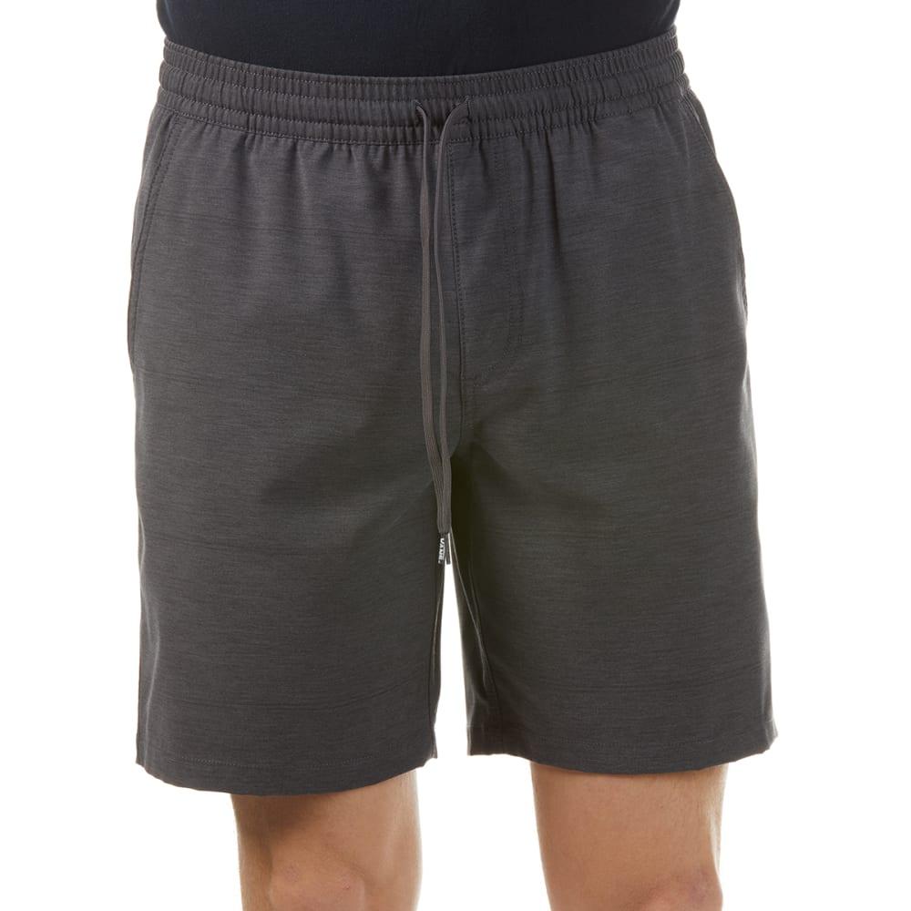 VANS Men's Vertical Stripe Volley Shorts S