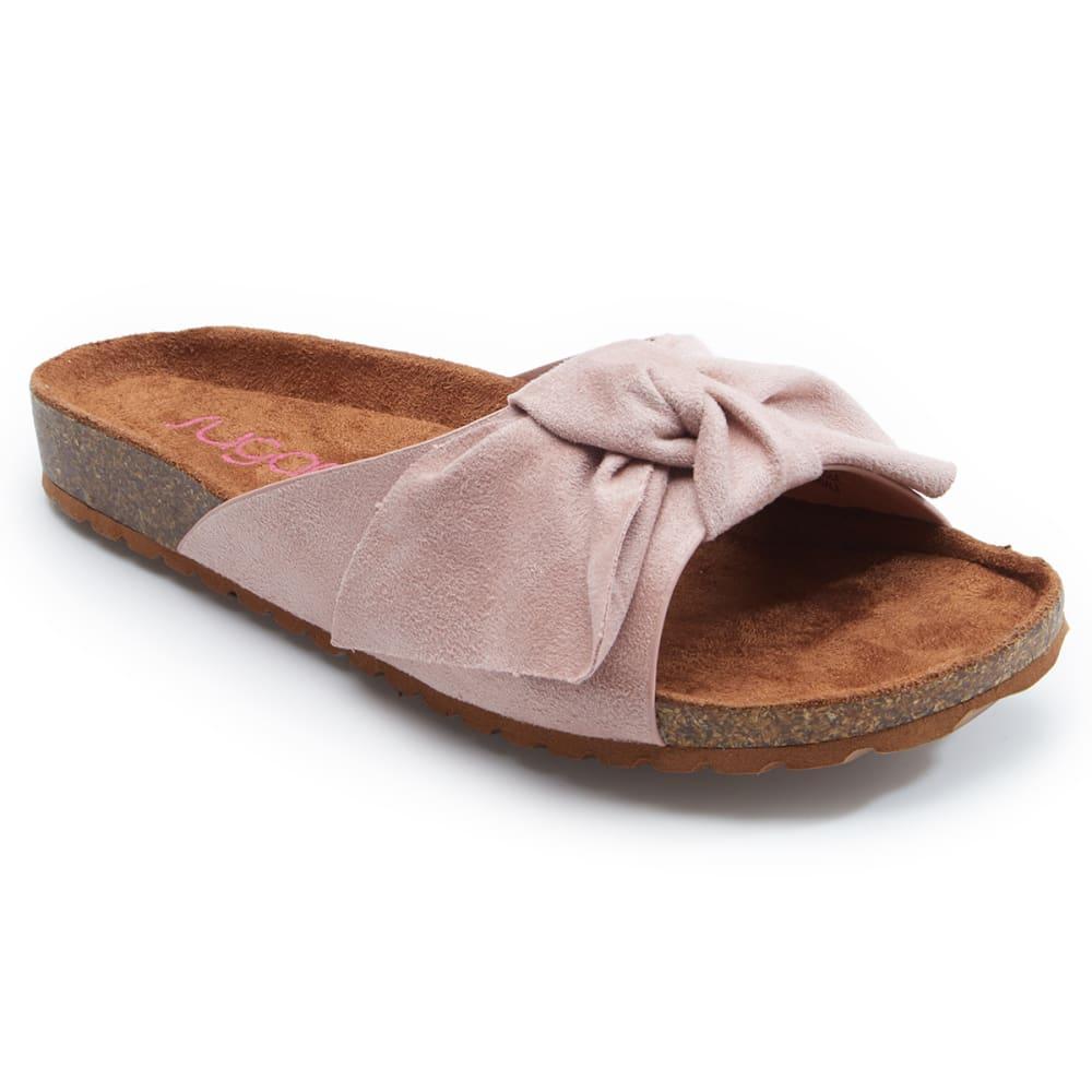 SUGAR Women's Xadia Slide Sandal - BLUSH