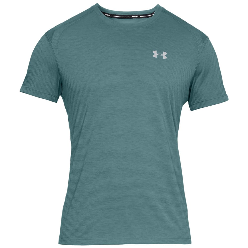 UNDER ARMOUR Men's Streaker 2.0 Short-Sleeve Shirt S