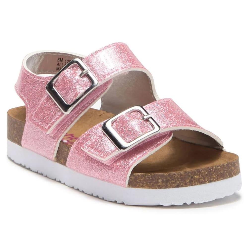 RACHEL SHOES Infant Girls' Lil Jill Sandal - PINK