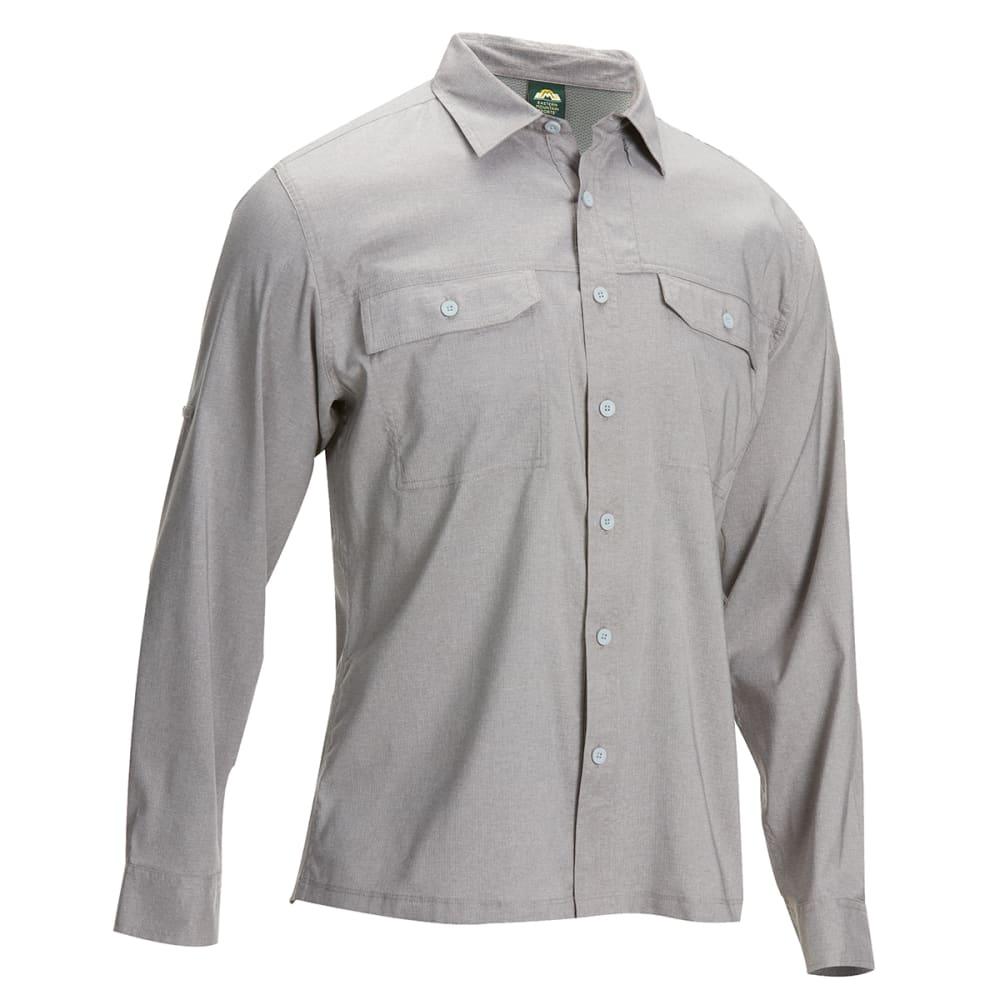 Ems Men's Ventilator Long-Sleeve Shirt - Black, S