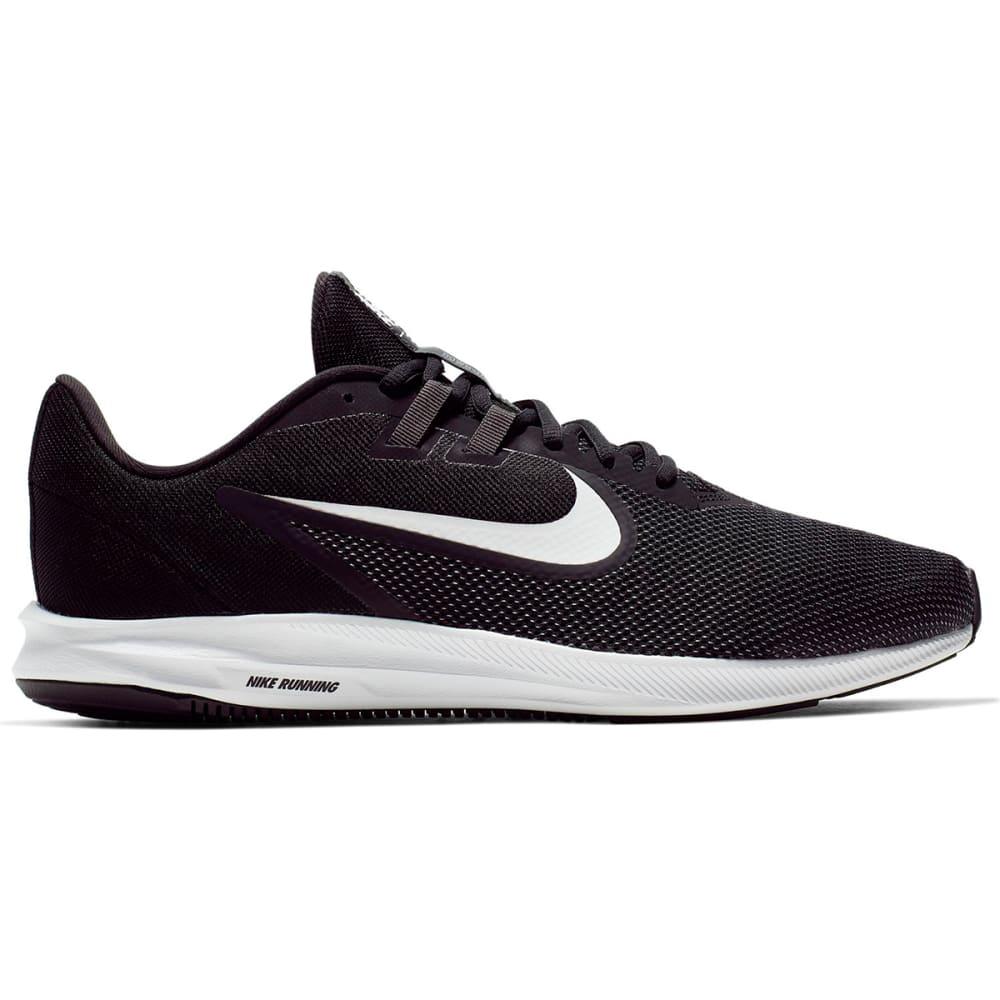 NIKE Men's Downshifter 9 Running Shoe,  Wide 4E - BLACK-003