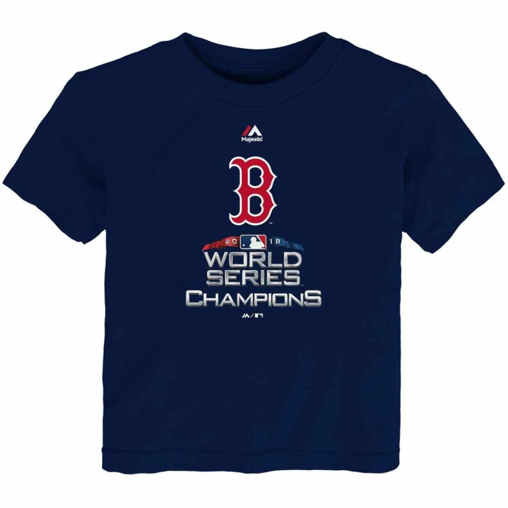 c6f78c93d3b BOSTON RED SOX Toddlers  2018 World Series Champions Short-Sleeve Tee