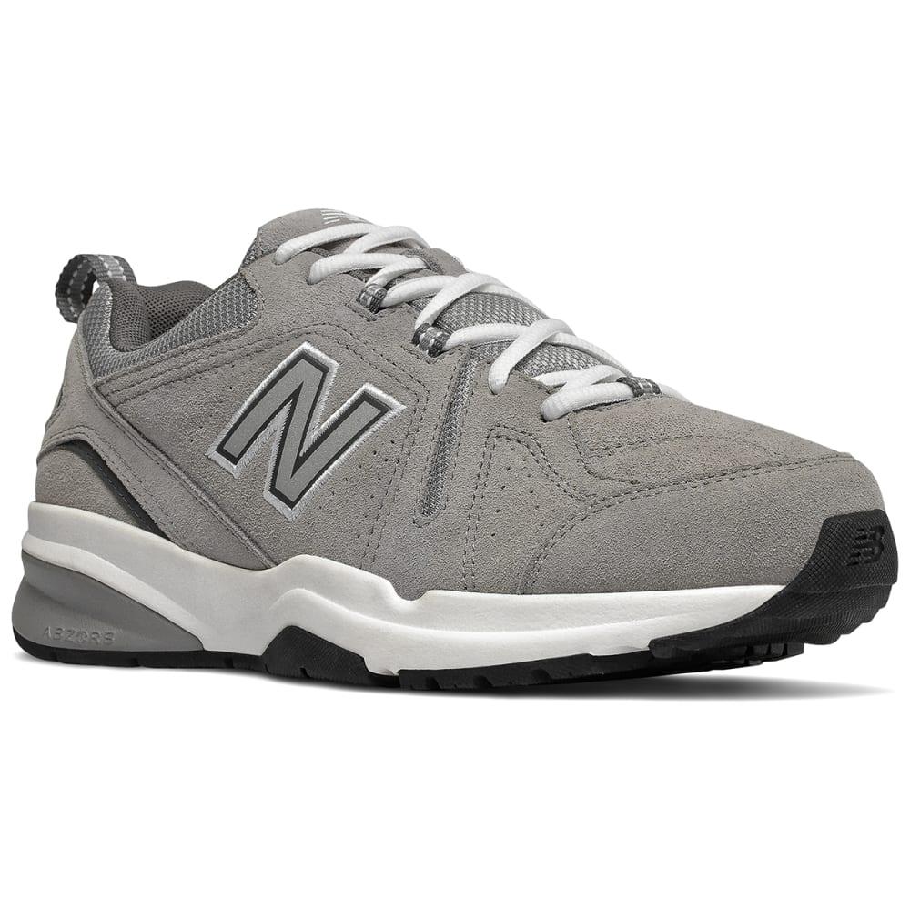 NEW BALANCE Women's 608 V5 Sneaker - GREY