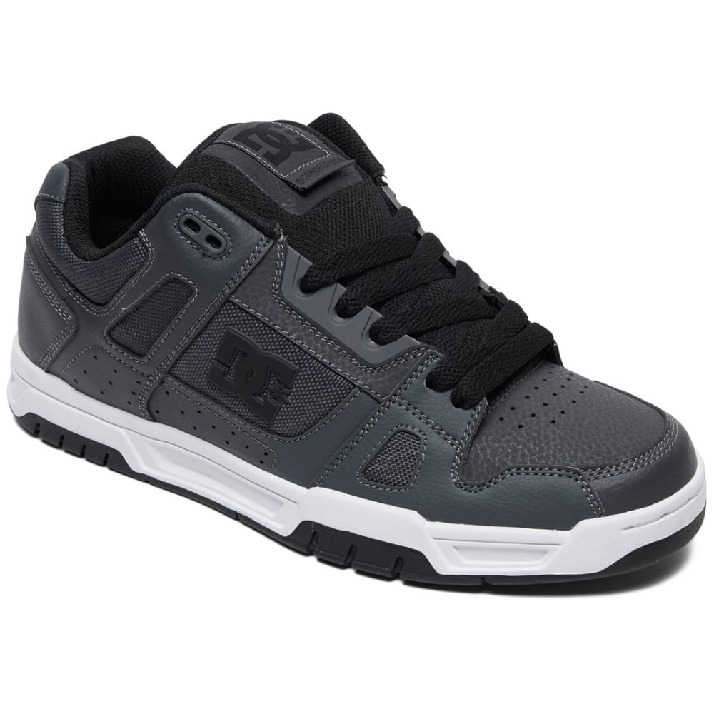 DC Men's Stag Skate Shoes 9