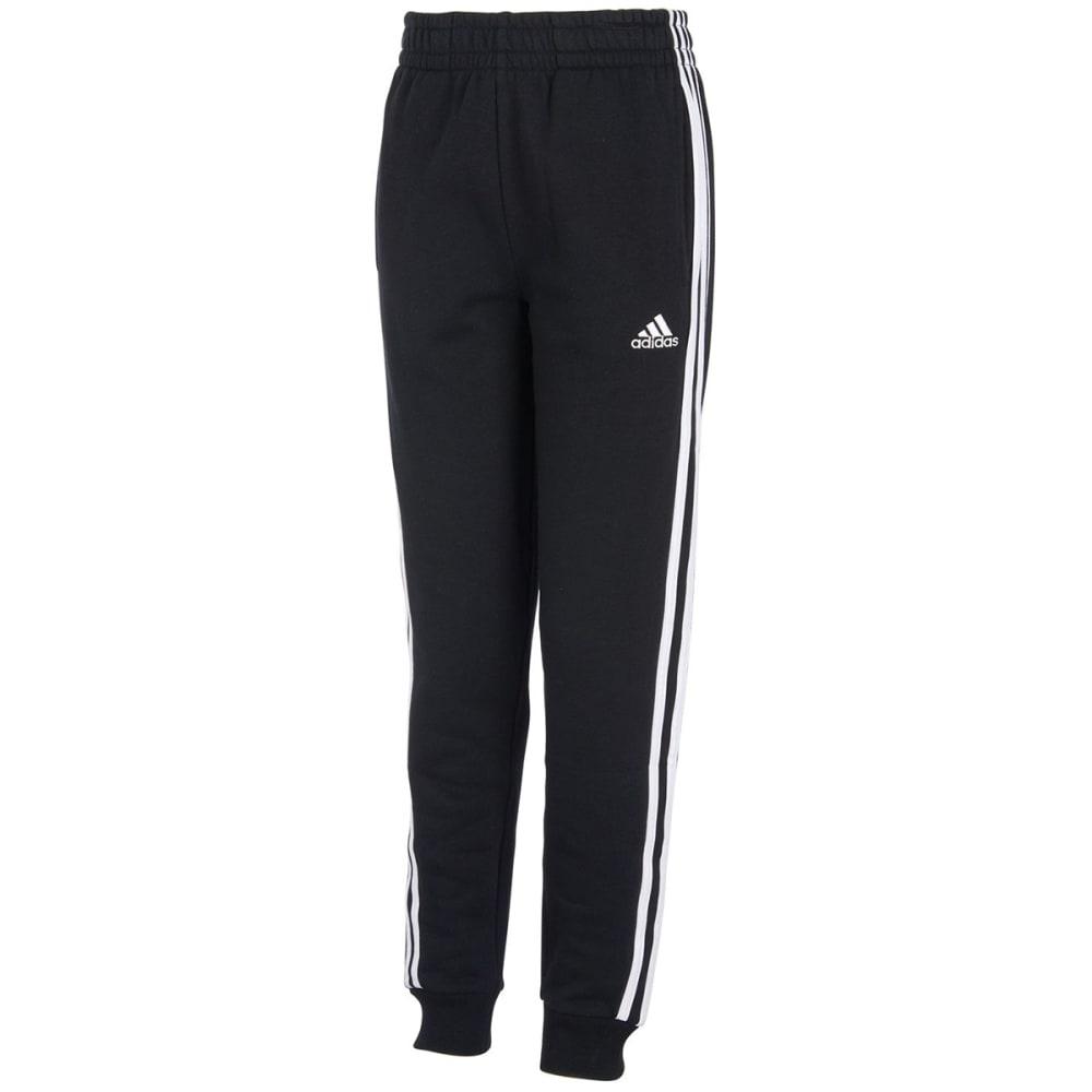 ADIDAS Boys' Cotton Fleece Jogger Pants S