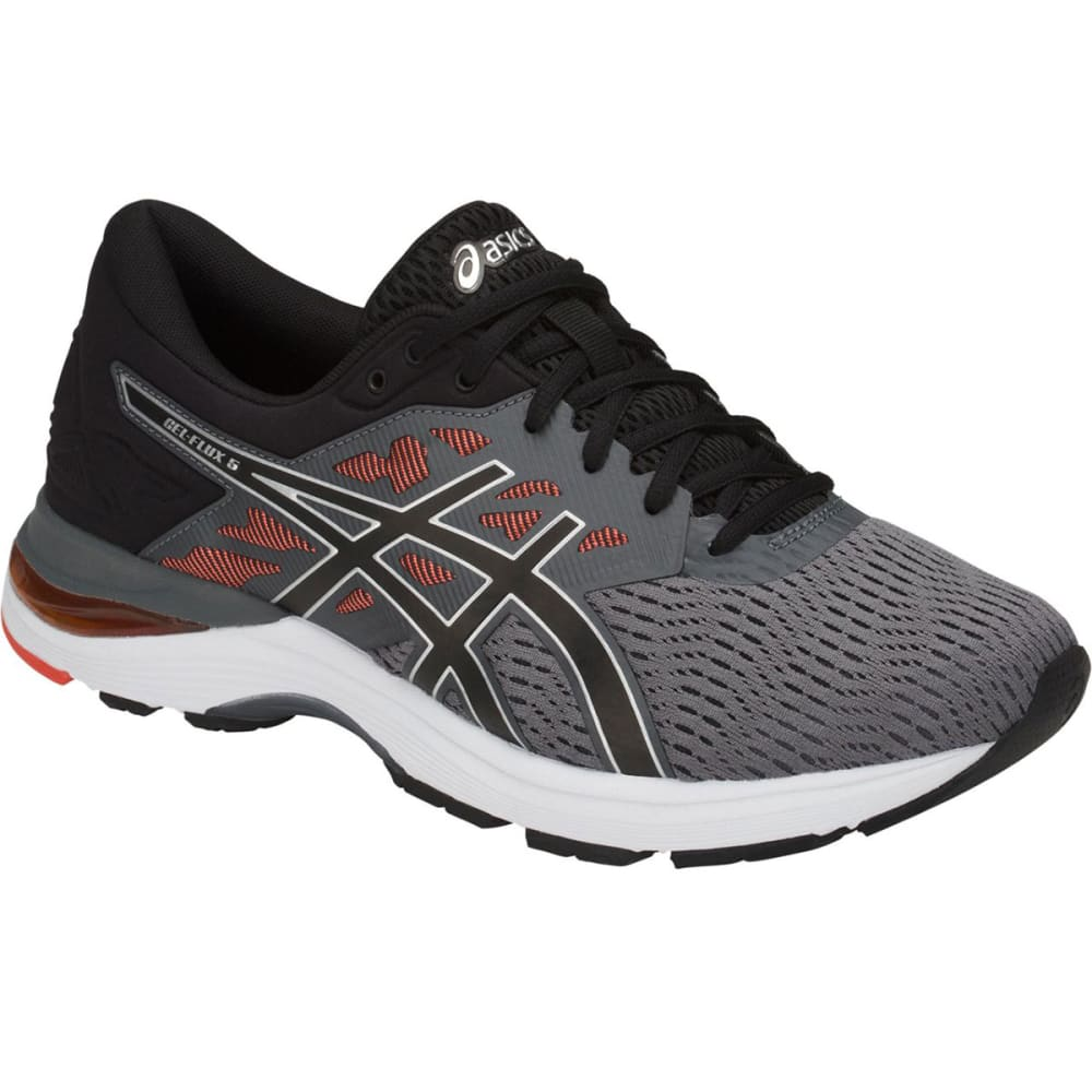 Asics Men's Gel-Flux 5 Running Shoes - Black, 8