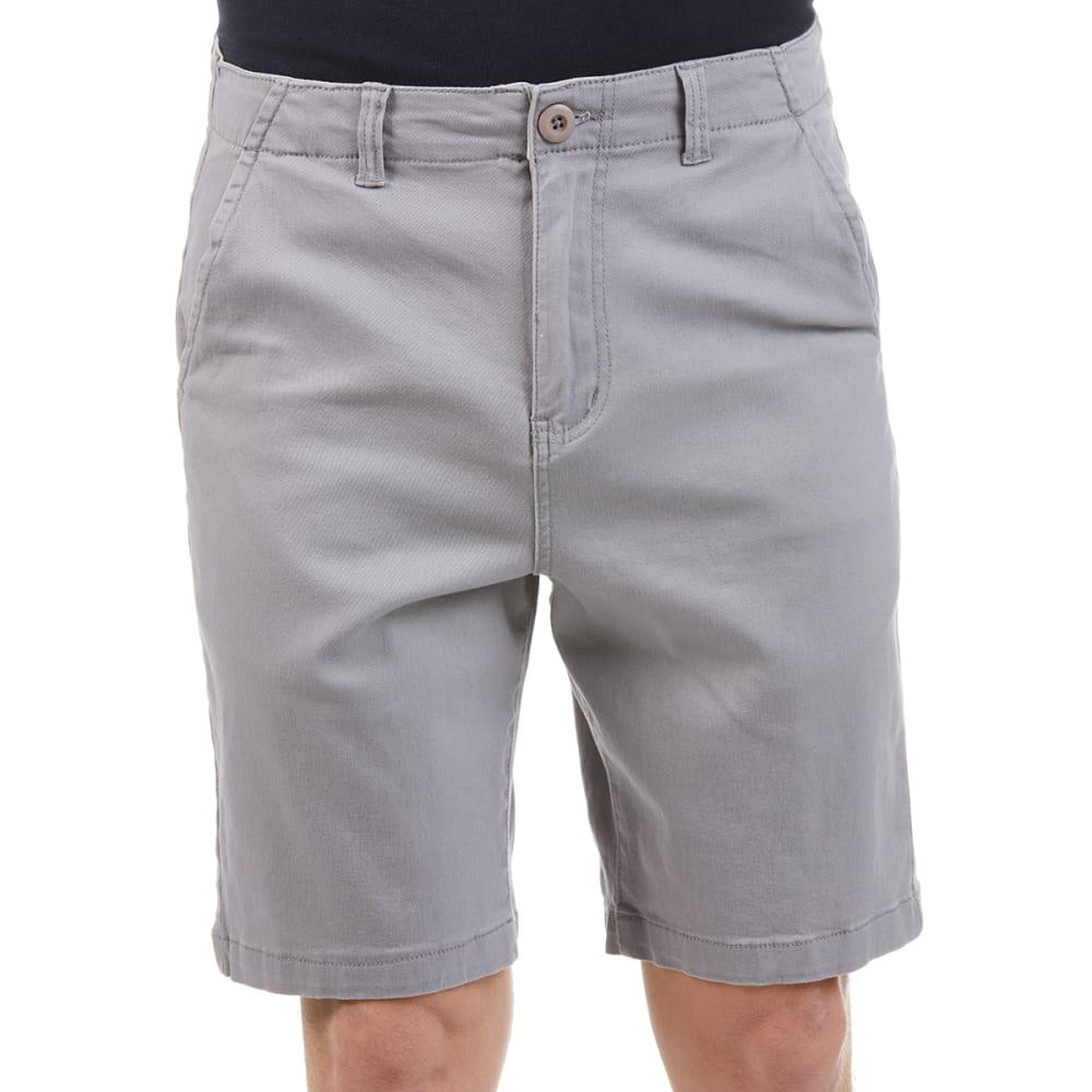 D55 Men's Stretch Flat Front Shorts 29
