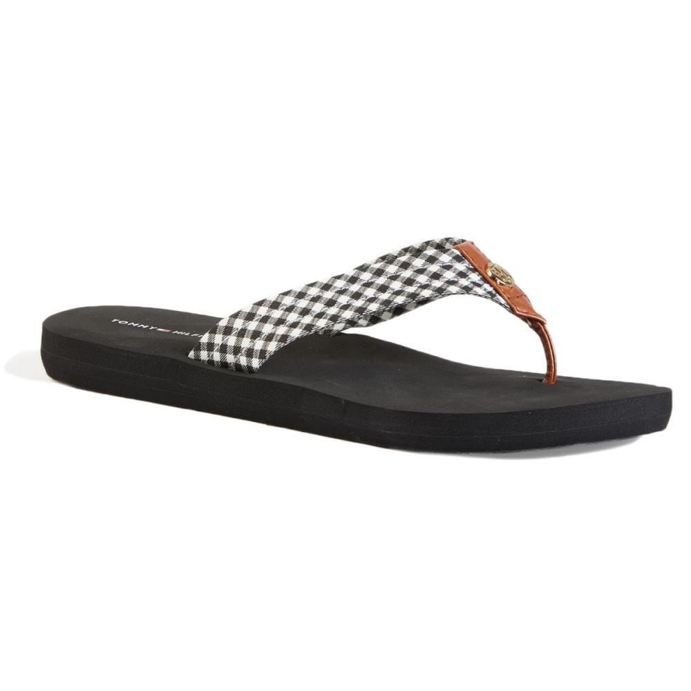 TOMMY HILFIGER SPORT Women's Cambrie Sandals 10