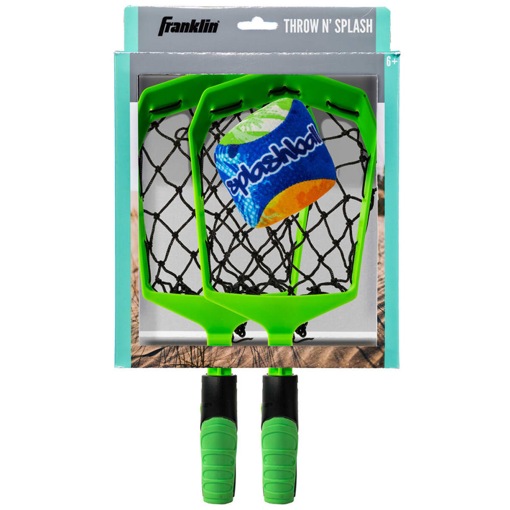 FRANKLIN SPORTS Throw N Splash Lawn Game ONE SIZE