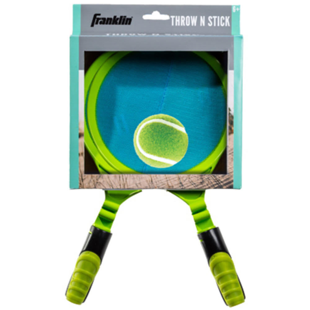 FRANKLIN SPORTS Throw N Stick Set ONE SIZE