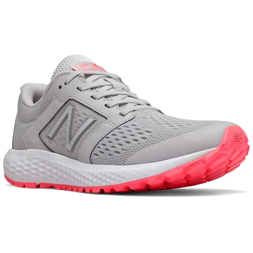 NEW BALANCE Women's 520 v5 Running Shoe - SUMMER FOG LS5