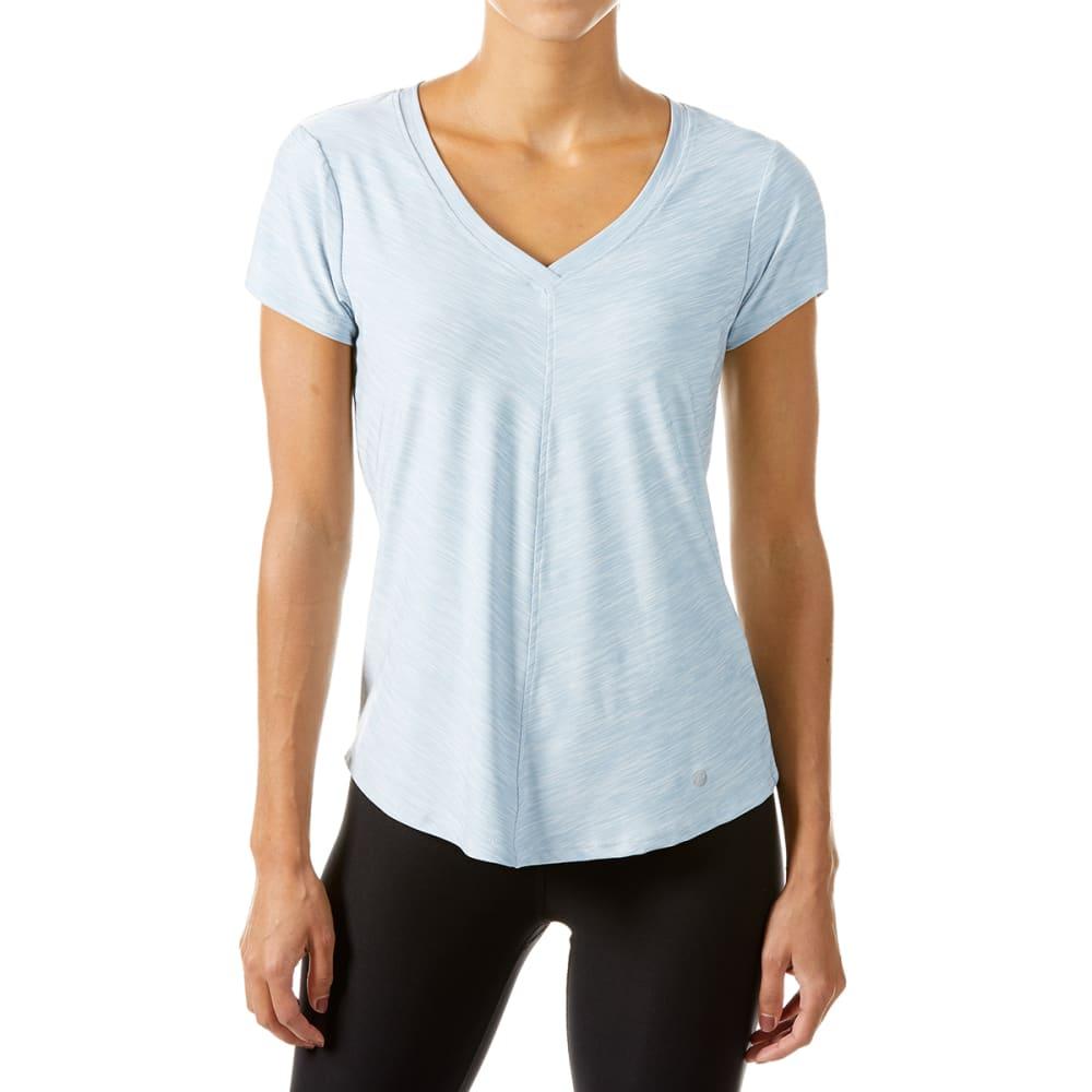 BALLY Women's Mitered Short-Sleeve Tee S