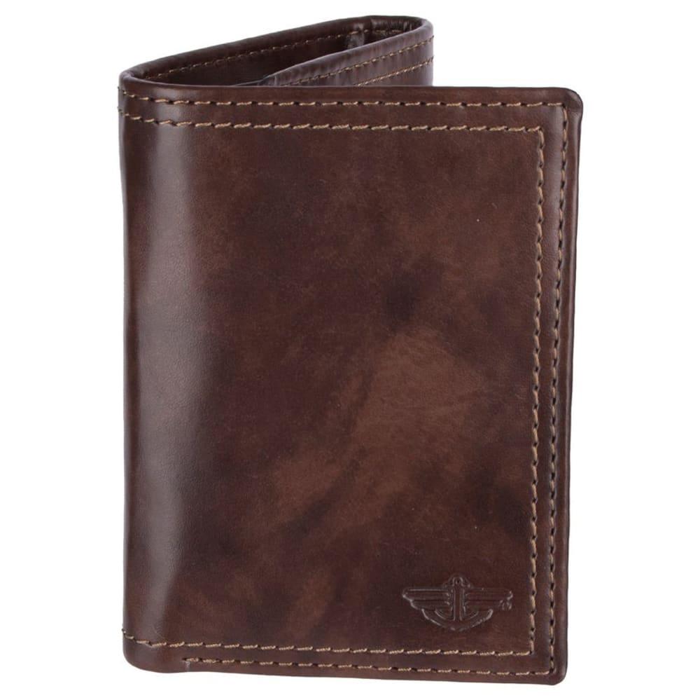 DOCKERS Men's Trifold Wallet ONE SIZE