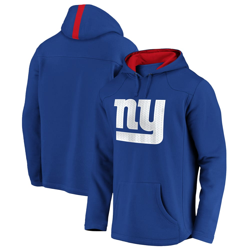 NEW YORK GIANTS Men's Franchise Red Zone Pullover Hoodie M