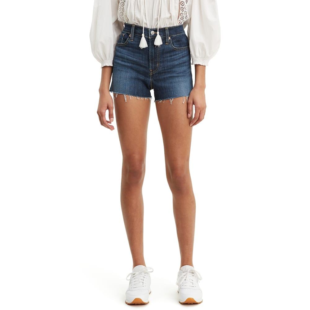 LEVI'S Women's High Waisted Jean Shorts 31