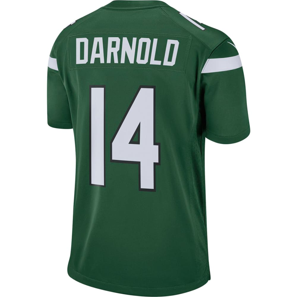 NEW YORK JETS Men's Nike Sam Darnold Game Jersey S