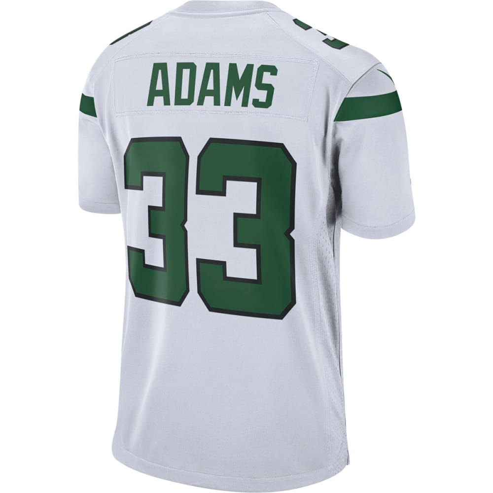 NEW YORK JETS Men's Nike Jamal Adams Game Jersey S