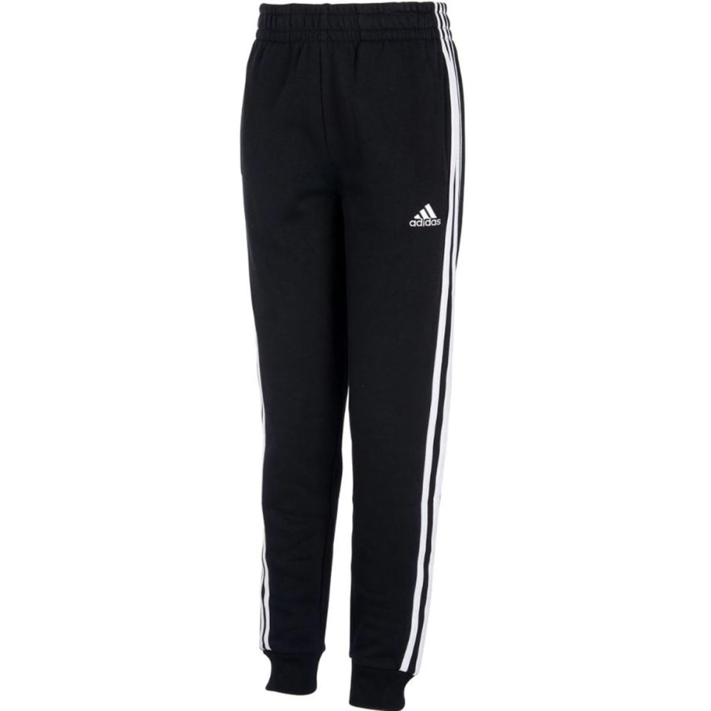 ADIDAS Little Boys' Iconic Tricot Jogger Pants 4