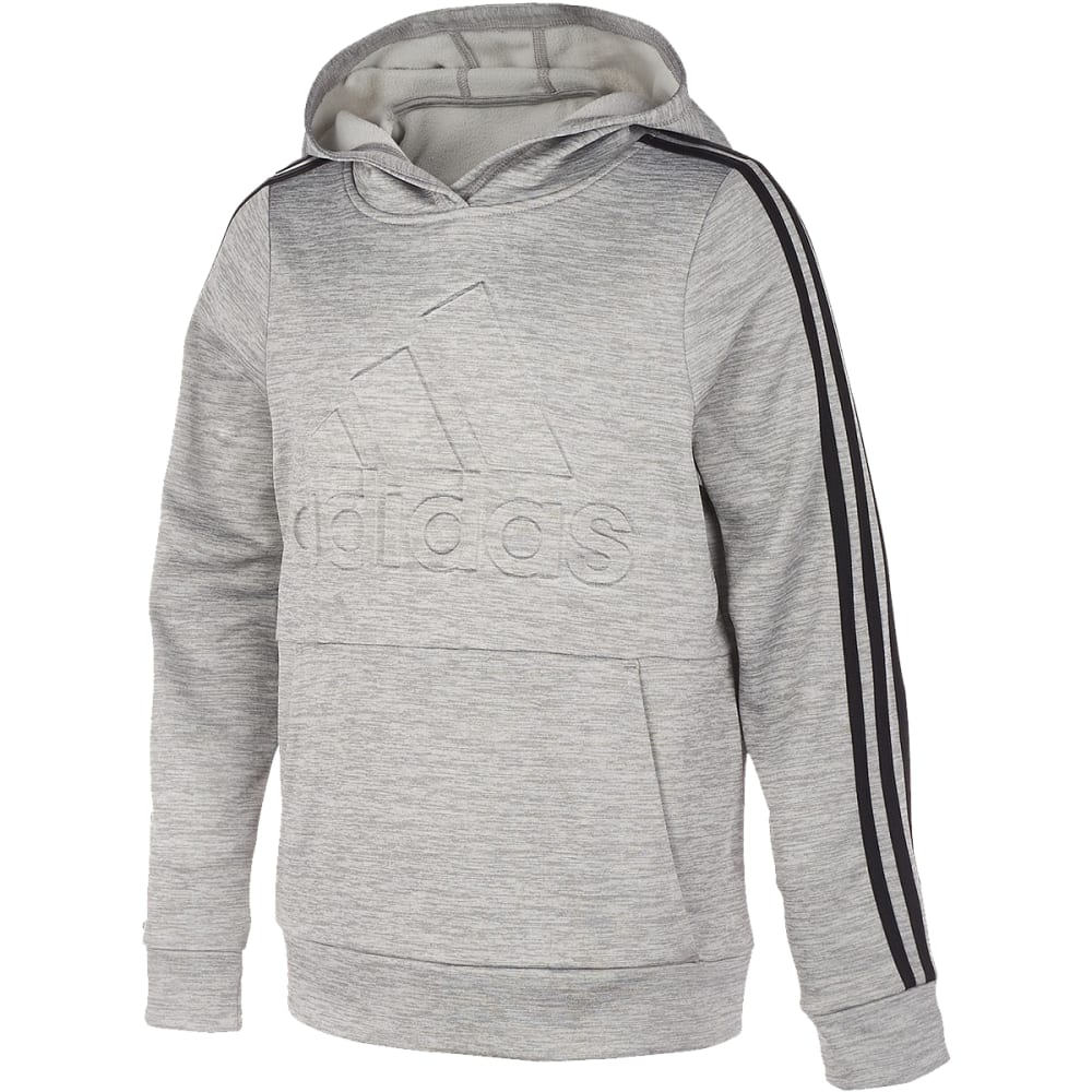 ADIDAS Little Boys' Embossed Pullover Hoodie 4