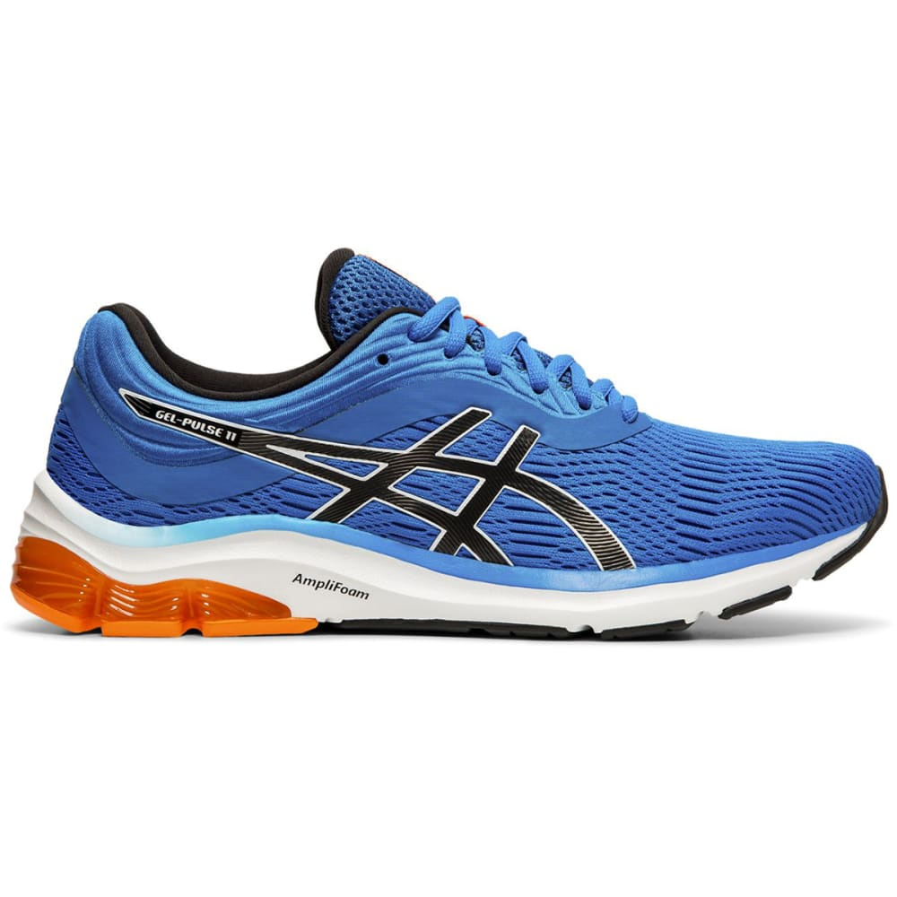 Asics Men's Gel Pulse 11 Running Shoes - Blue, 8