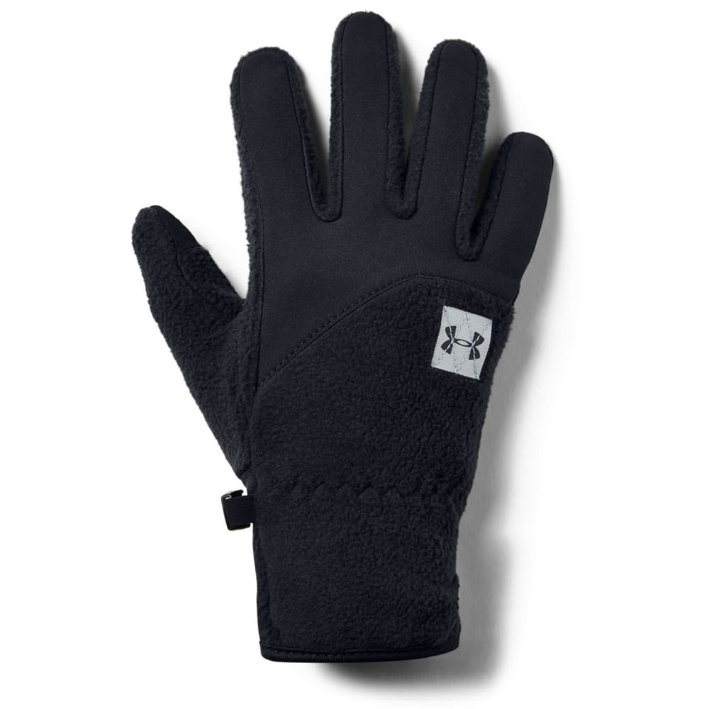 UNDER ARMOUR Boys' Unstoppable Fleece Glove M