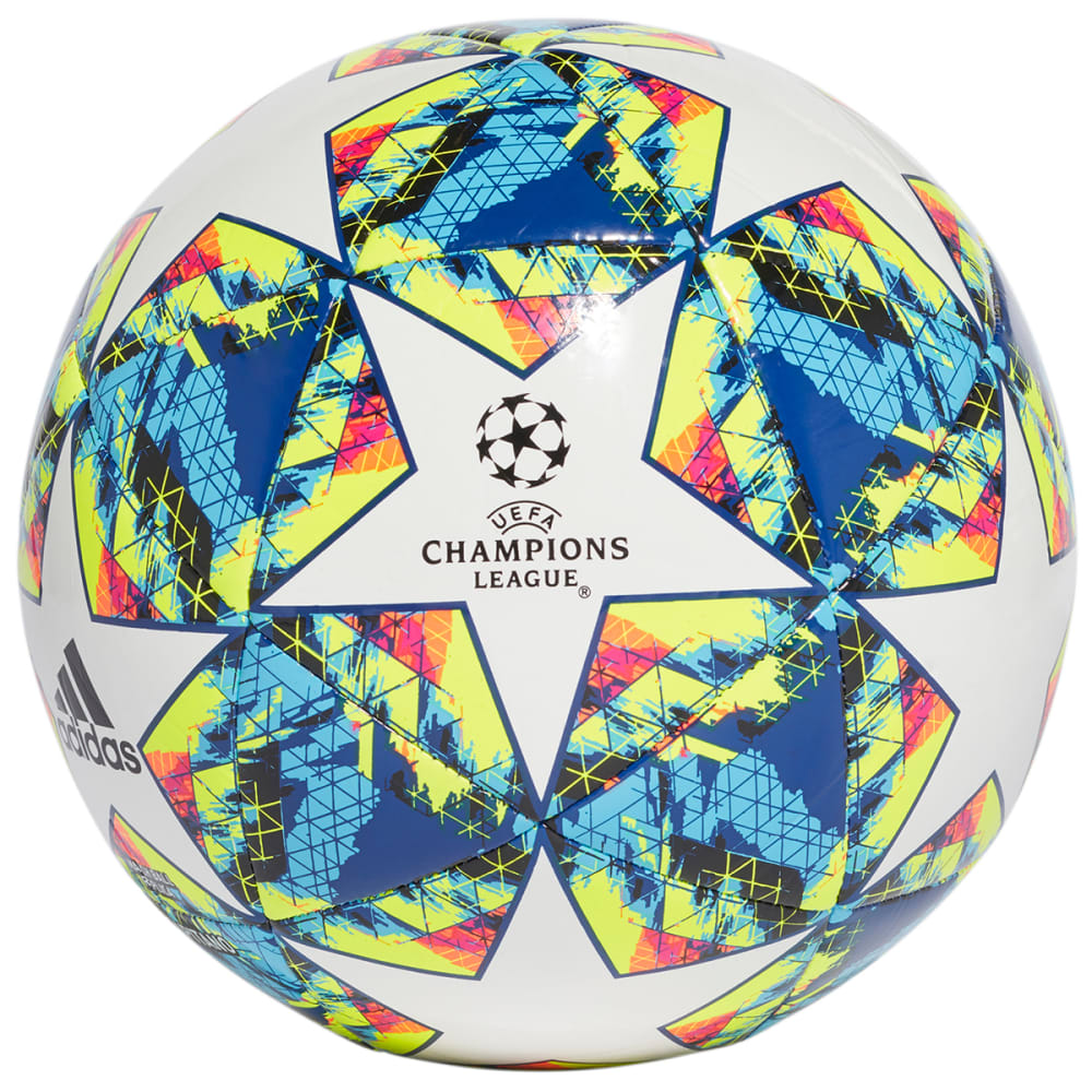 ADIDAS Finale 19 Capitano Soccer Ball 3