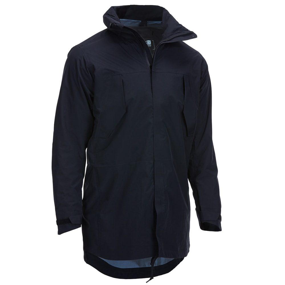 KARRIMOR Men's Pioneer 3-in-1 Jacket - BLACK