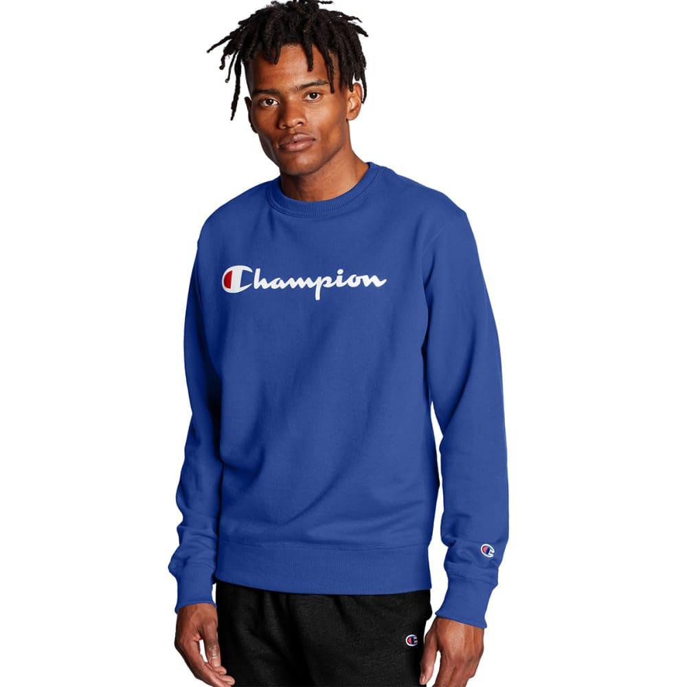 CHAMPION Men's Powerblend Fleece Crewneck Sweatshirt XXL