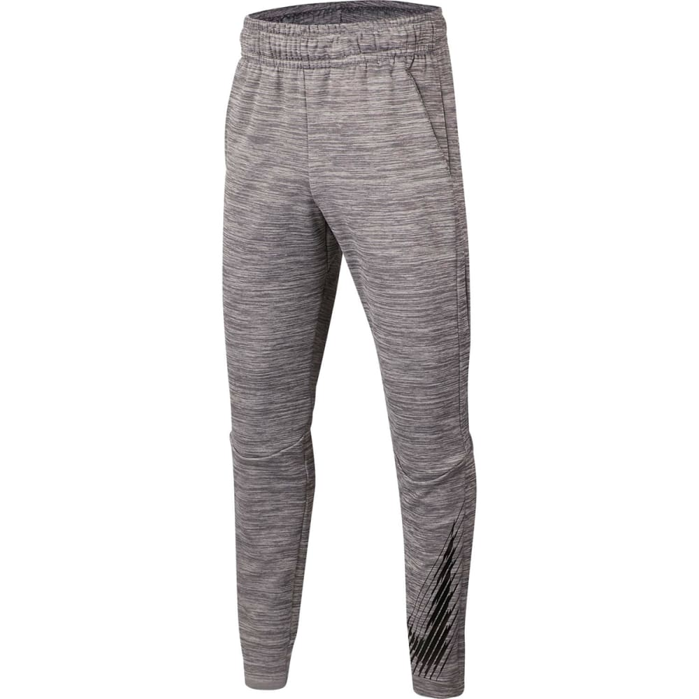 NIKE Boy's Therma GFX Tapered Pants S