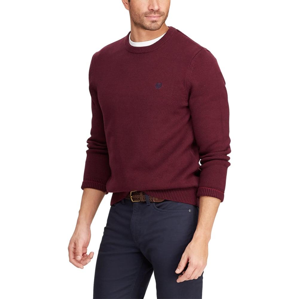 CHAPS Men's Promo Crewneck Sweater M
