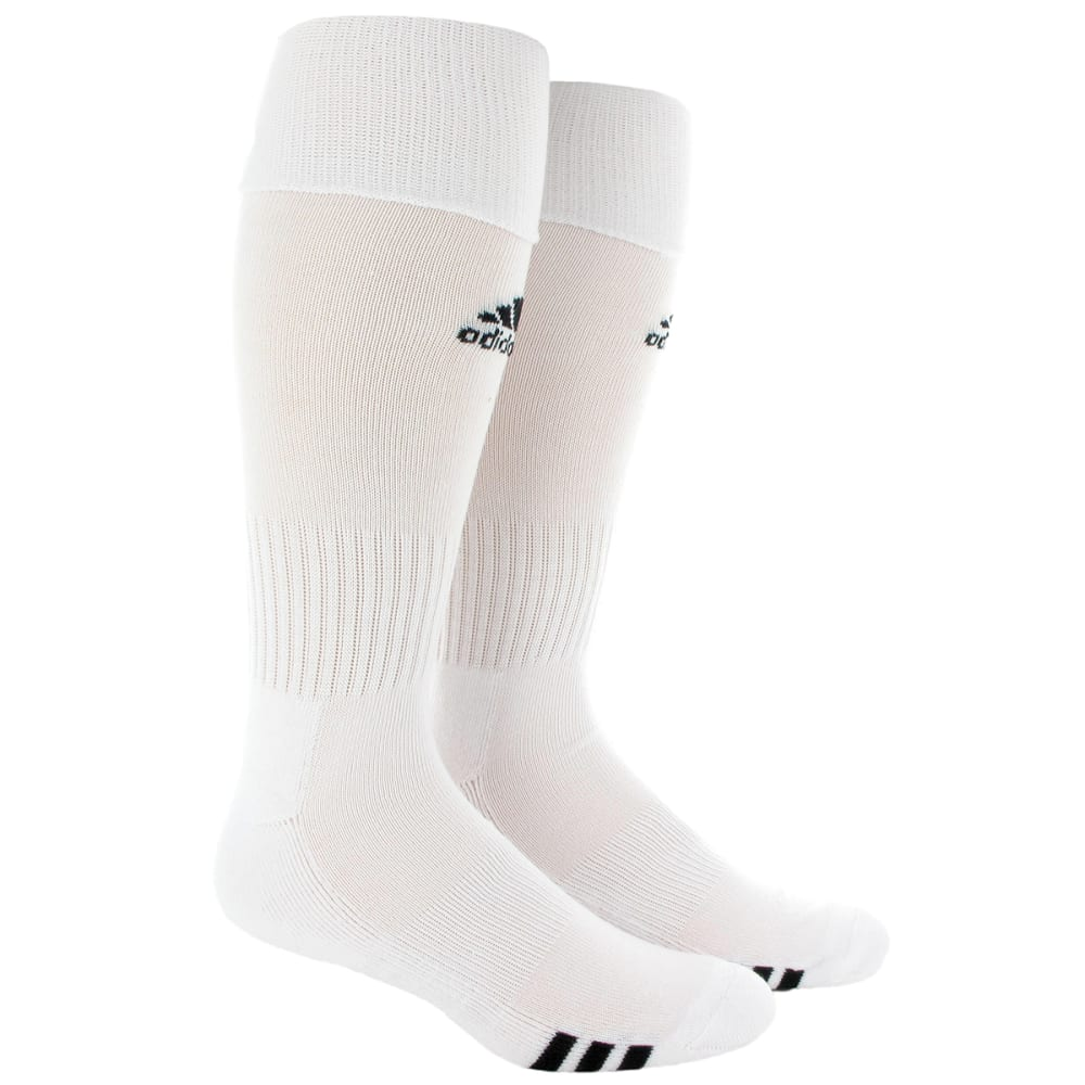 ADIDAS Rivalry Soccer Socks - 2 Pack M