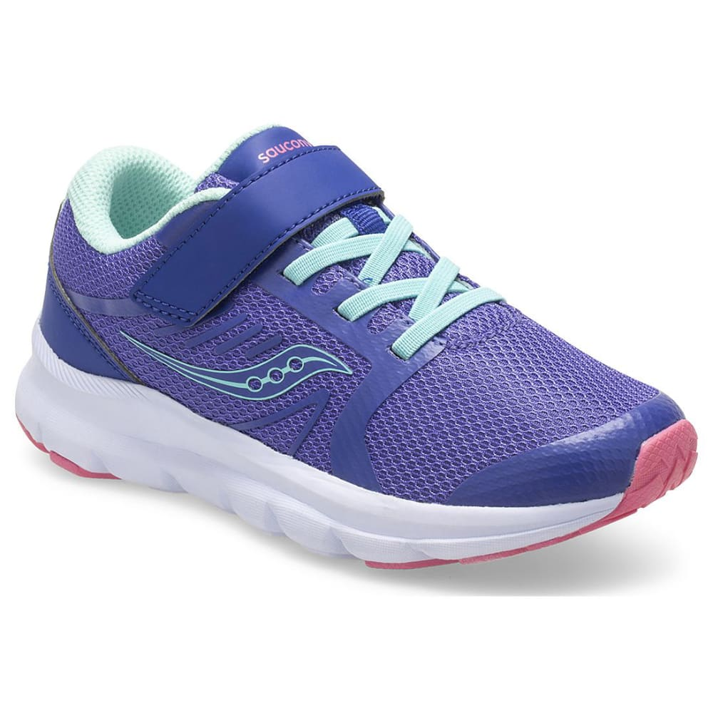 Saucony Girls' Inferno Lite Sneakers - Blue, 1
