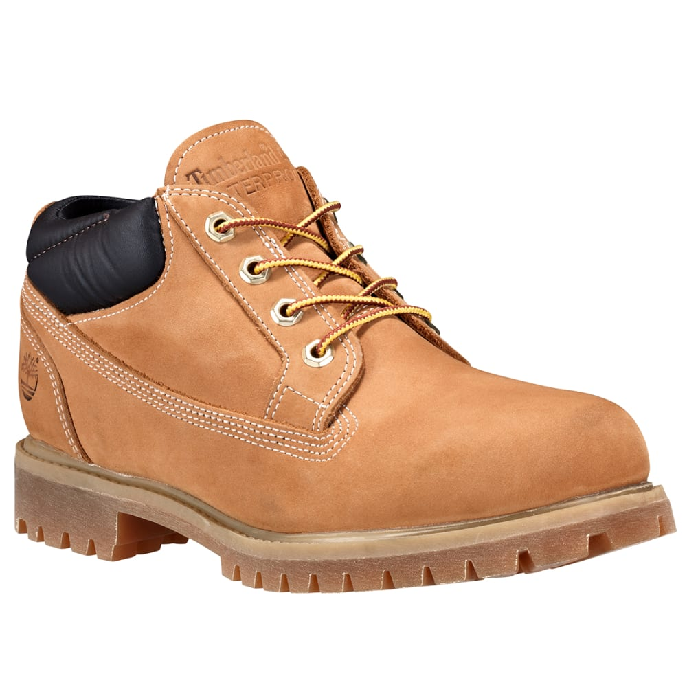 Timberland Men's Classic Oxford Waterproof Boot - Brown, 8