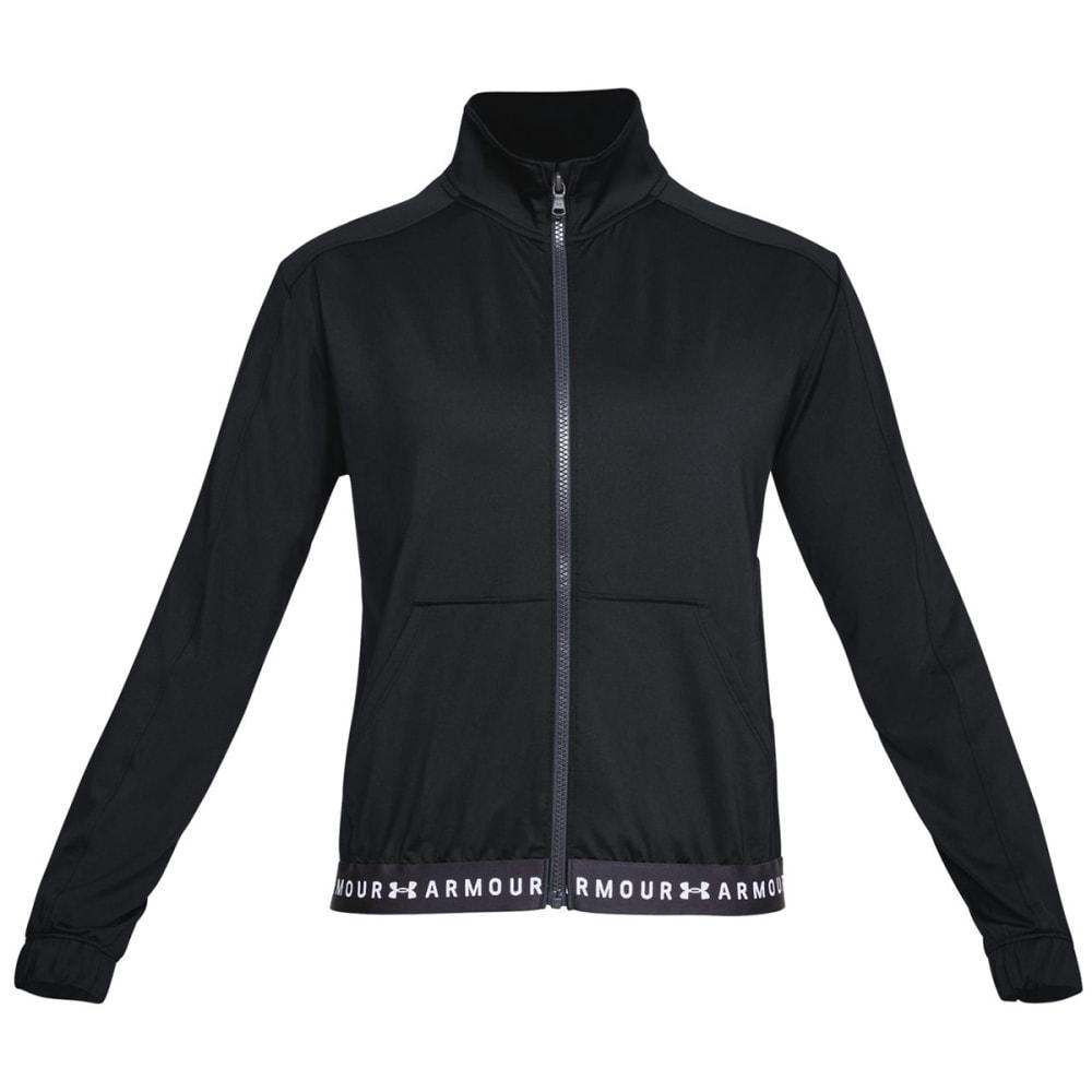 UNDER ARMOUR Women's HeatGear Armour Full-Zip Jacket S
