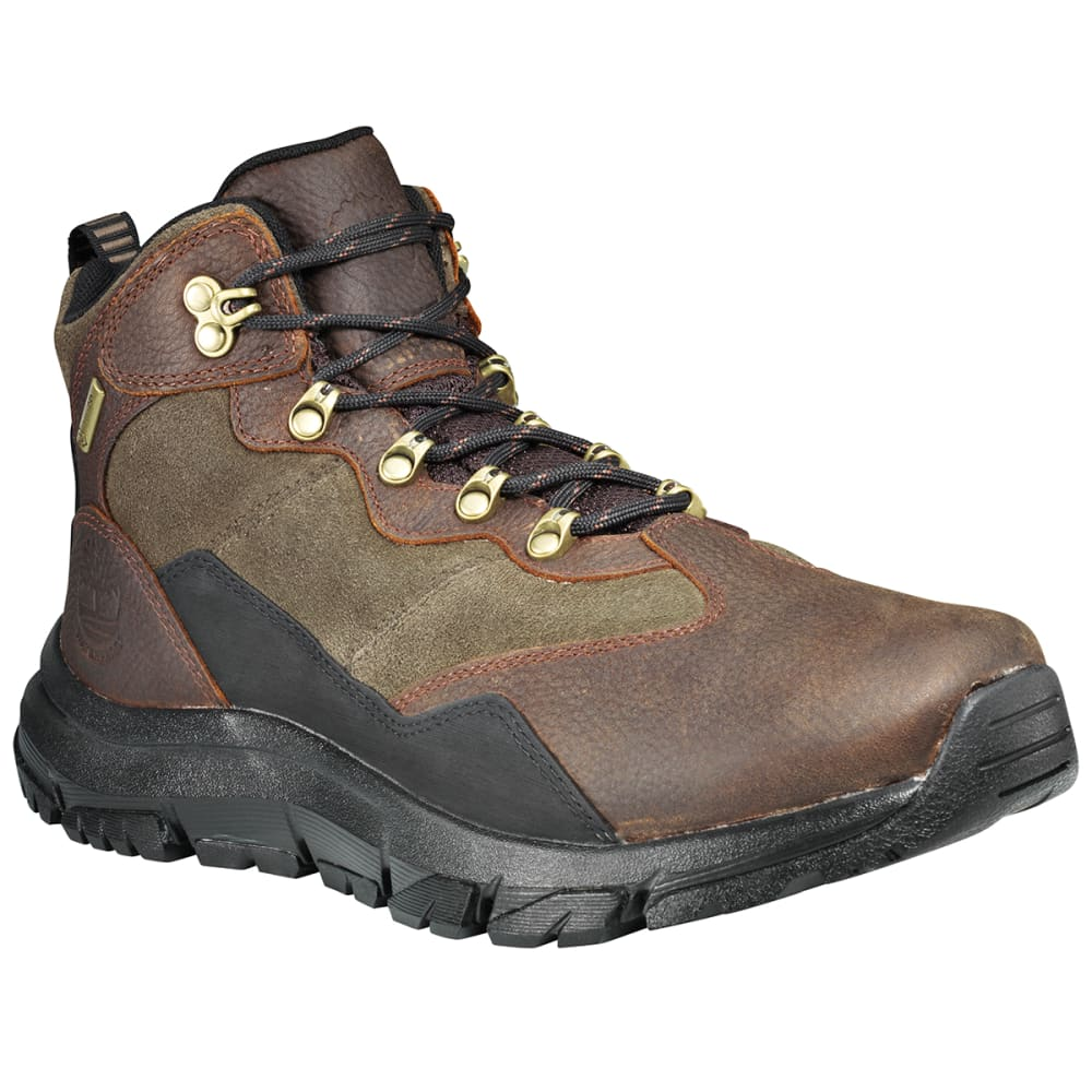 TIMBERLAND Men's Garrison Field Mid Waterproof Hiking Boots 9