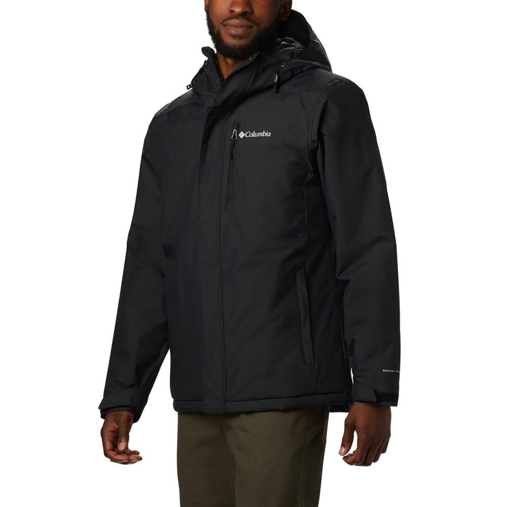 COLUMBIA Men's Tipton Peak Insulated Jacket S