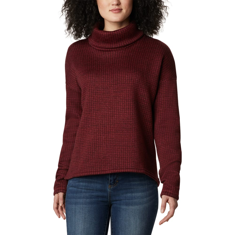 COLUMBIA Women's Chillin Fleece Pullover S