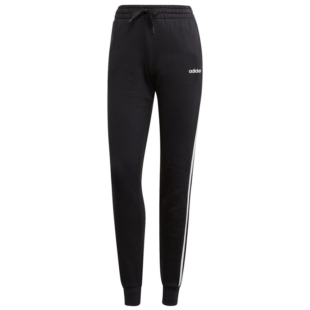 Adidas Women's 3-Stripe Jogging Pants - Black, S