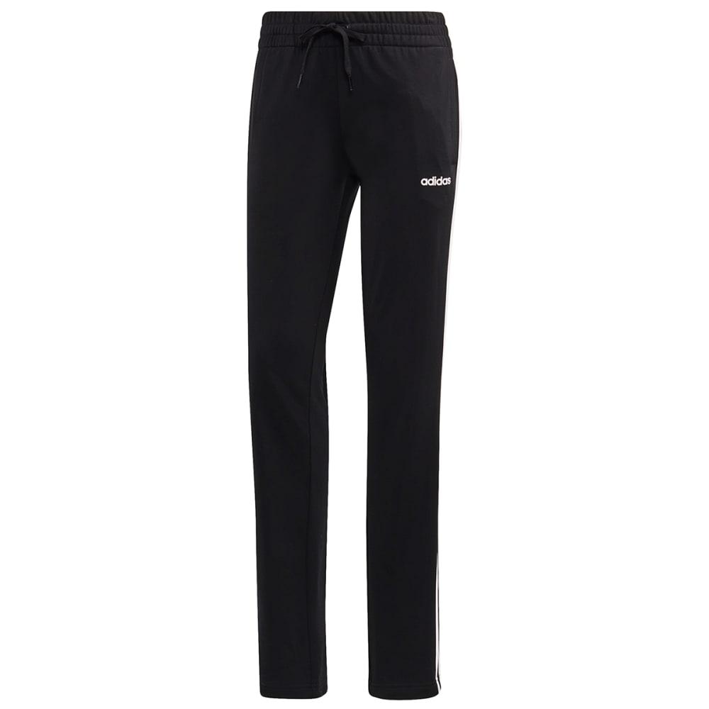 ADIDAS Women's Essentials 3-Stripes Tricot Pants M
