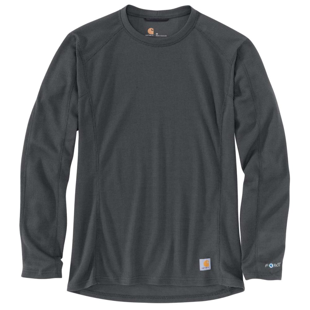CARHARTT Men's Long-Sleeve Base Force Midweight Base Layer Shirt M