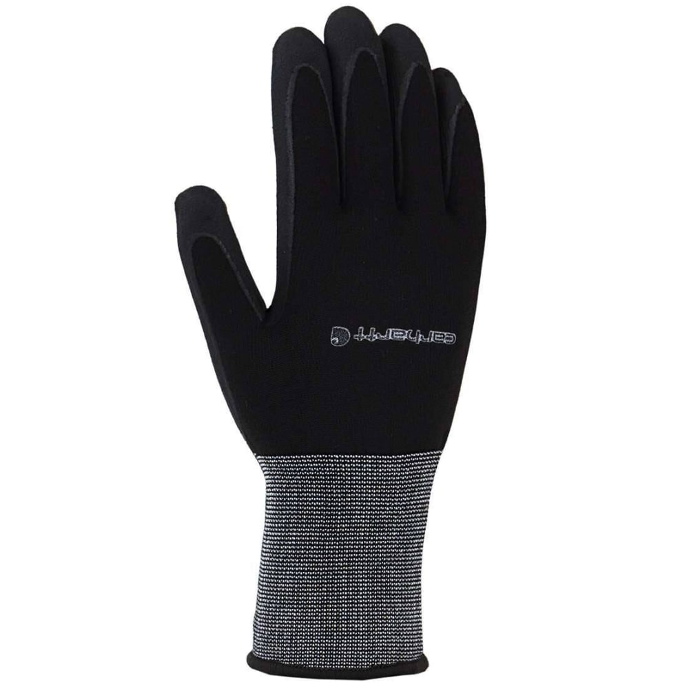 Carhartt Men's All Purpose Nitrile Grip Glove - Black, L