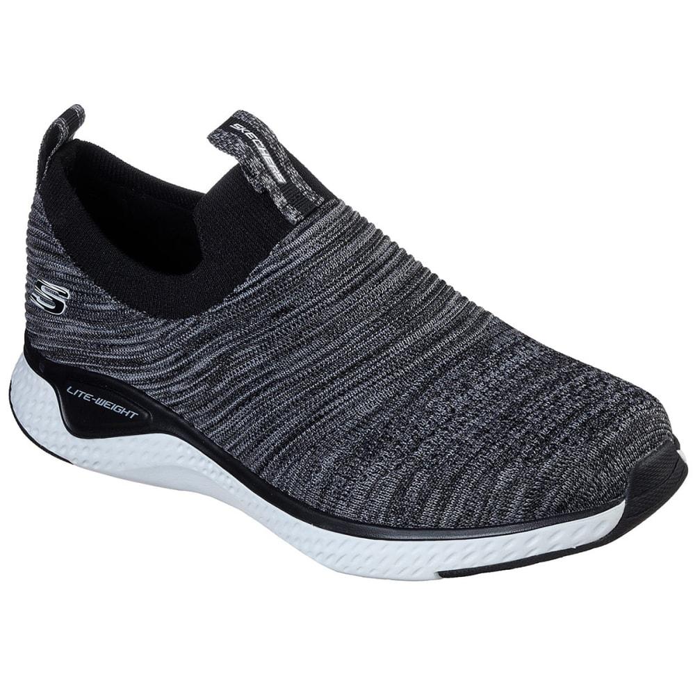 SKECHERS Men's Solar Fuse Shoe - BLACK BKW
