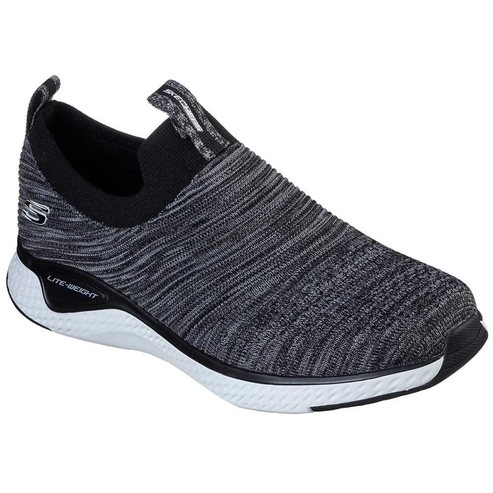 SKECHERS Men's Solar Fuse Slip-On Shoe, Wide 8.5