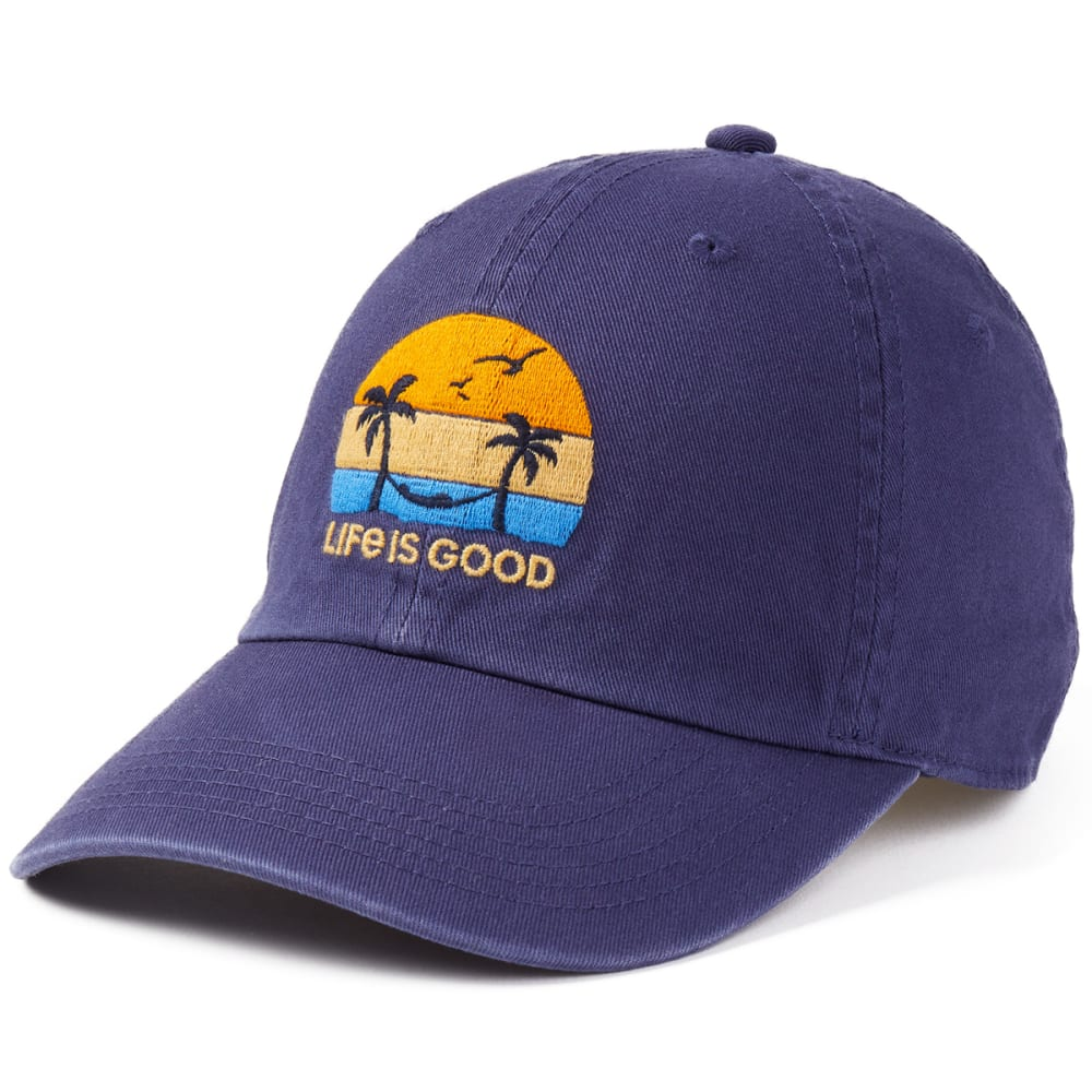 LIFE IS GOOD Women's Chill Adjustable Cap ONE SIZE