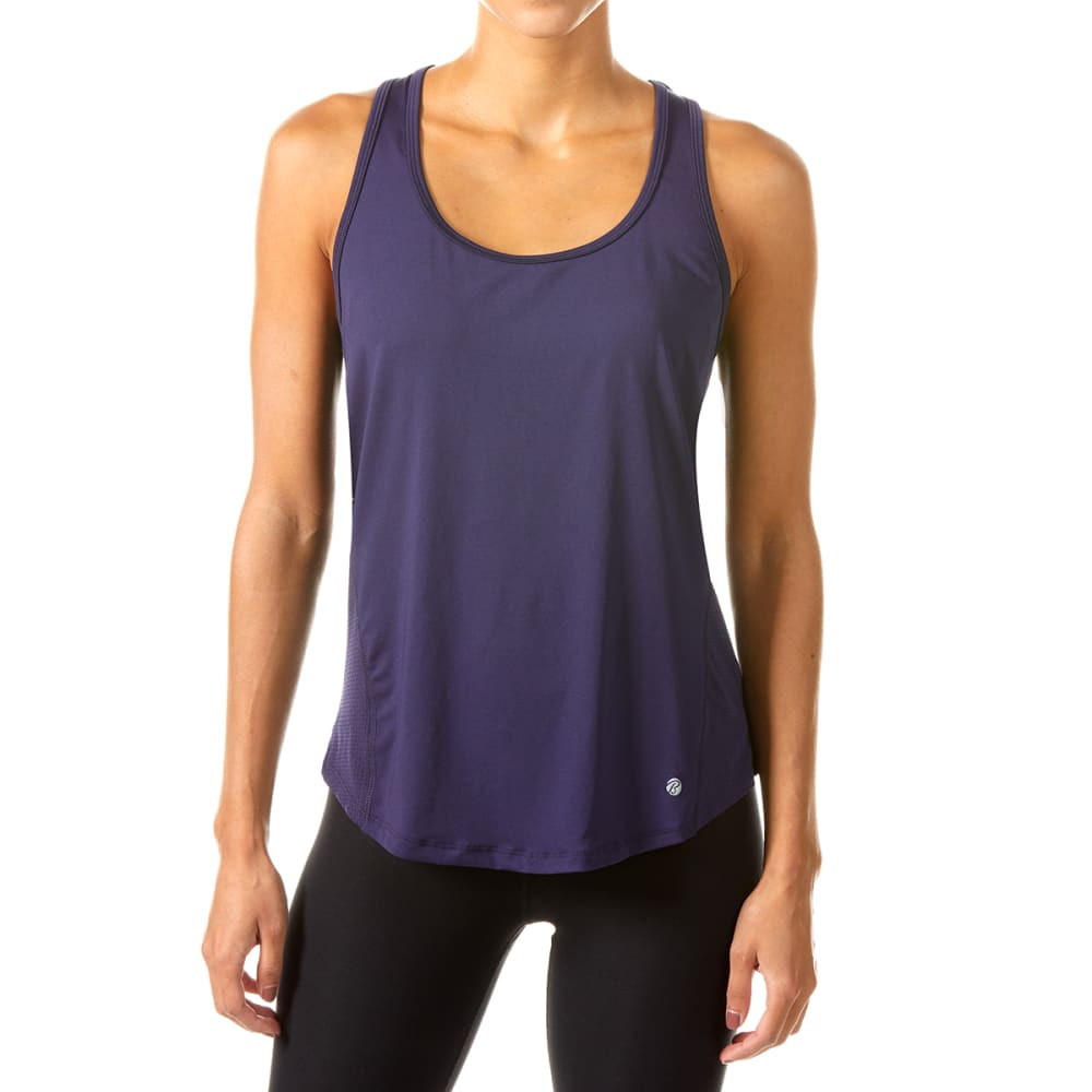 Marika Women's Base Singlet Tank Top - Purple, S