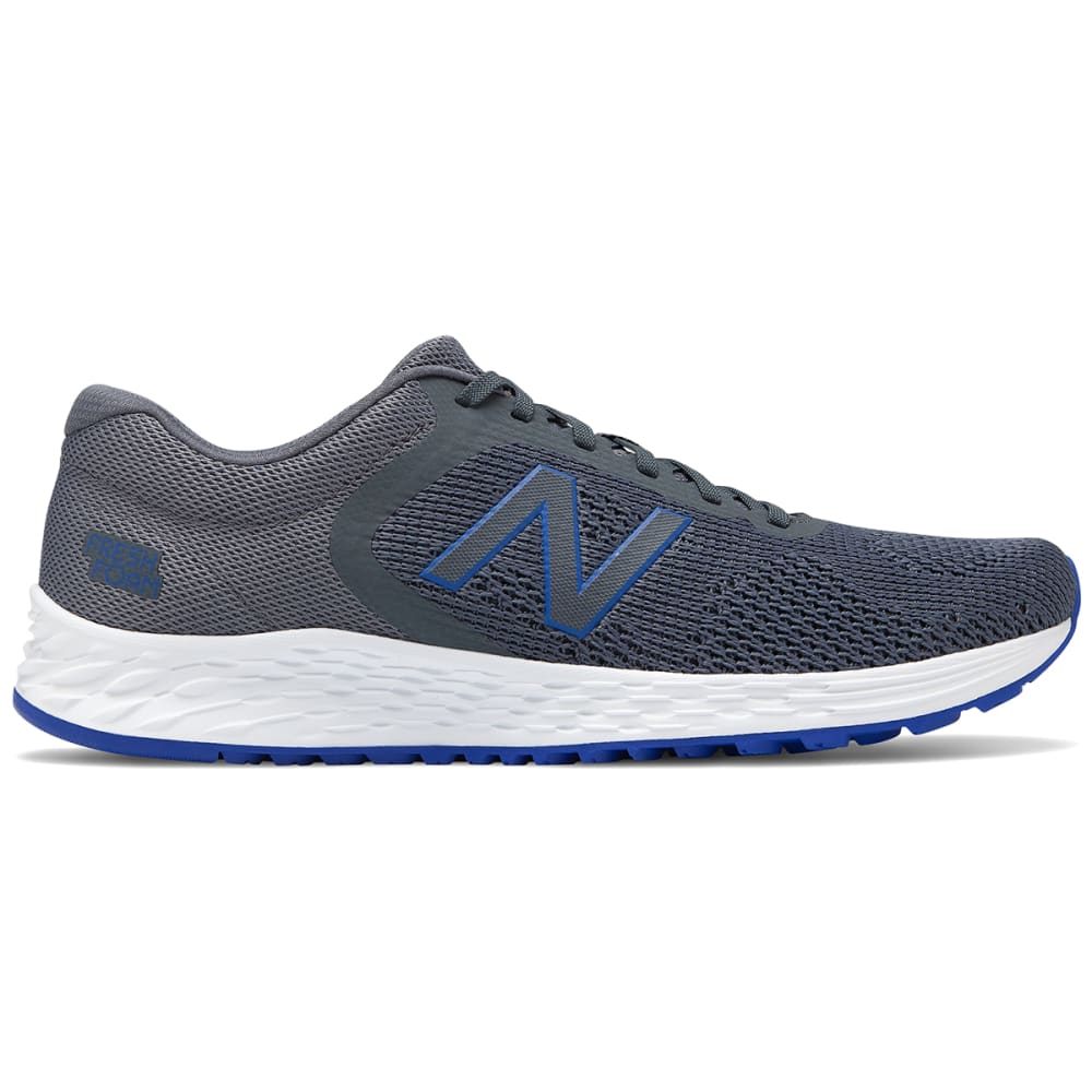 New Balance Men's Fresh Foam Arishi V2 Running Shoes - Black, 8.5
