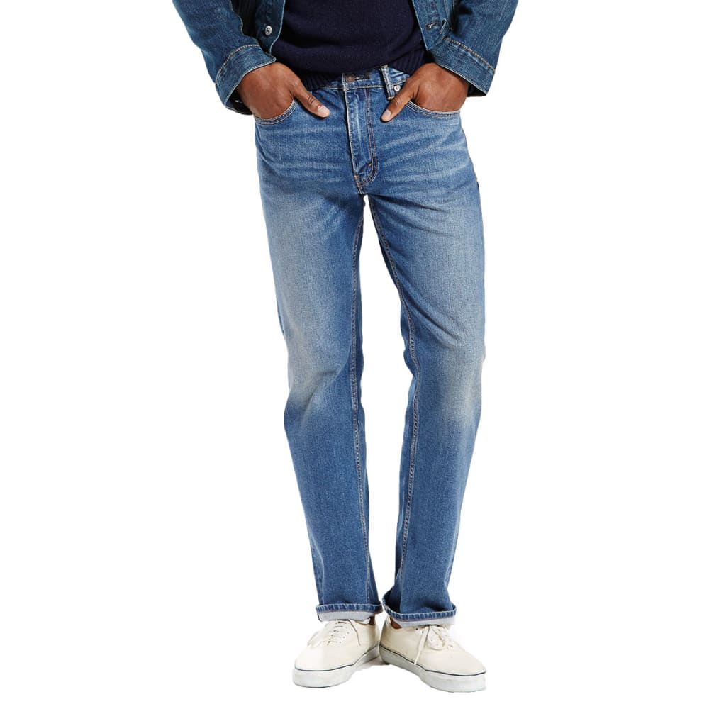LEVIS Men's 505 Straight Fit Jeans 34/36
