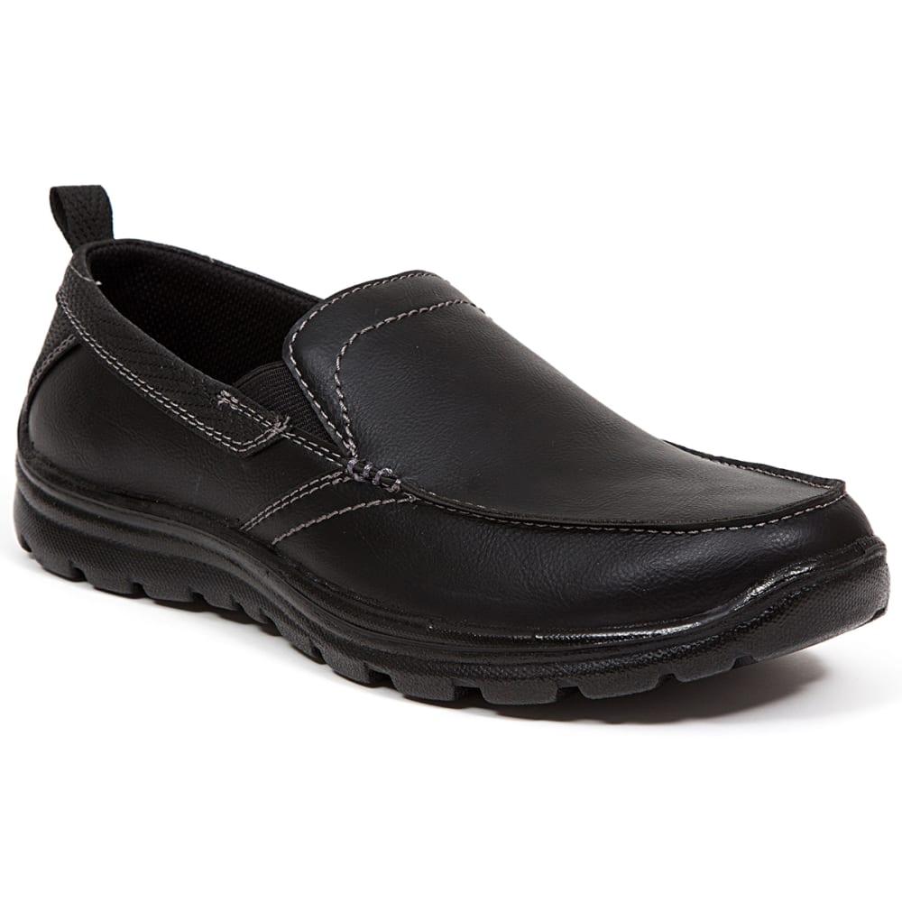 DEER STAGS Men's Everest2 Slip-On Shoes, Wide 9