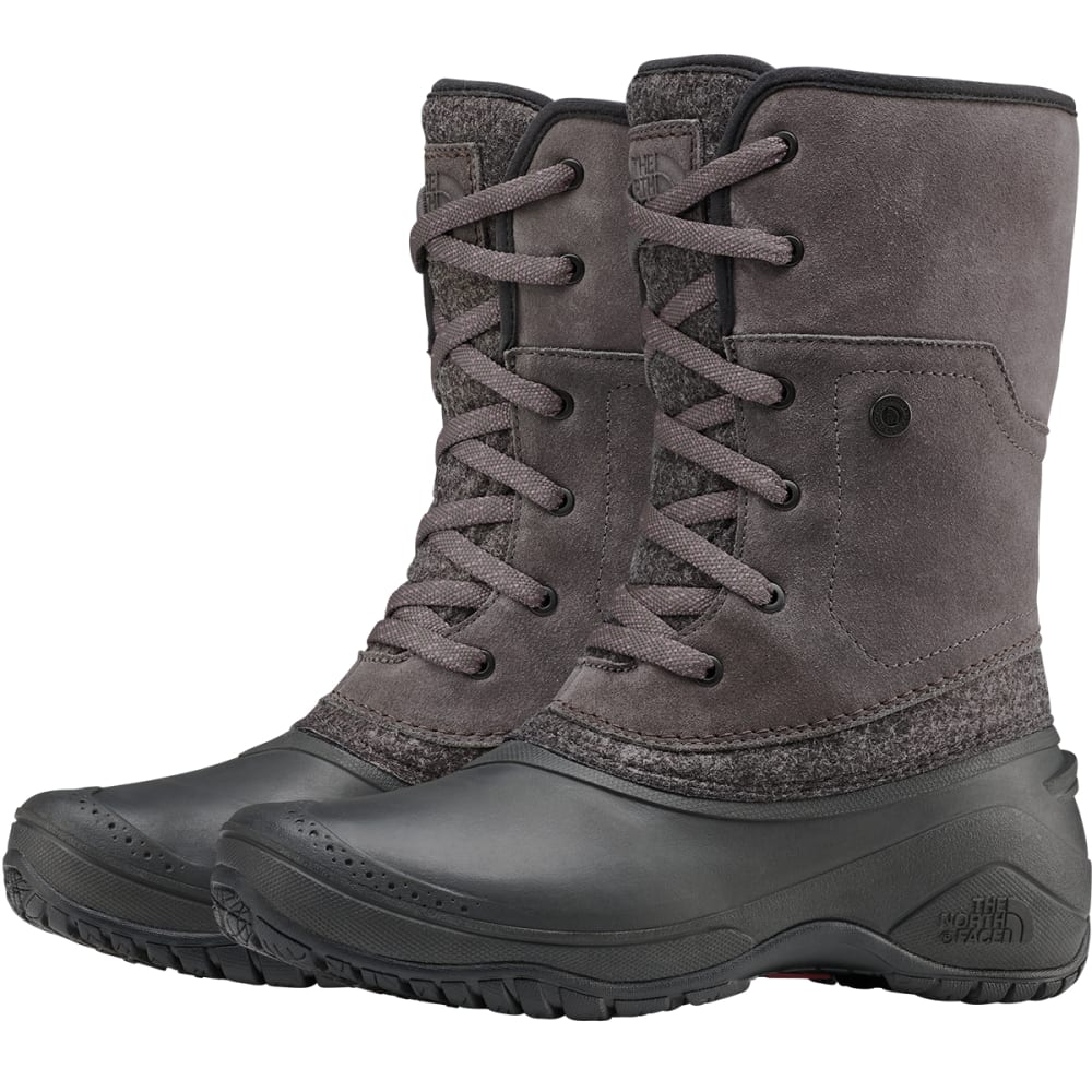 THE NORTH FACE Women's Shellista 2 Roll-Down Waterproof Winter Boots 7